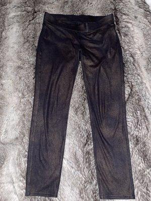 Takko Fashion Pantalon en cuir multicolore