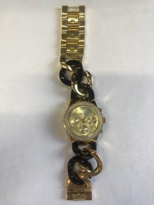 So & Co New York Analoog horloge zwart-goud
