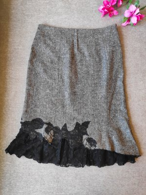 Gerry Weber Tweed Skirt multicolored