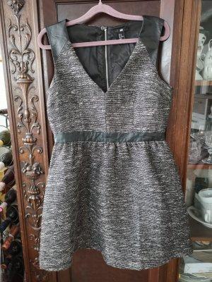 Anna Glover × H&M Sukienka o kroju litery A Wielokolorowy Bawełna