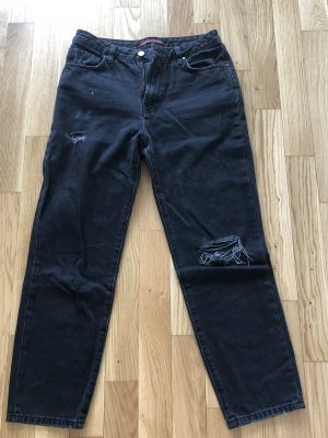 Schwarz Jeans