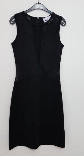 pop cph Cut out jurk zwart