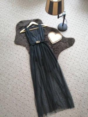 Schwarz Kleid von Zara