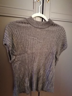 H&M Trend Turtleneck Shirt multicolored