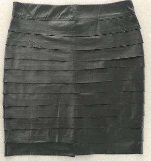 Schwarz midirock