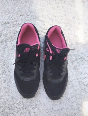 Schwarz Pinke Nike Air Max 1