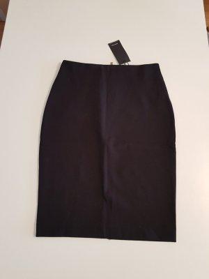 Reserved Midi Skirt black
