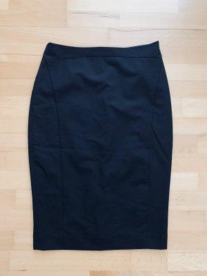 The Limited Overgooier rok zwart