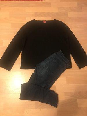 Livre Empiècement de blouses noir-bleu