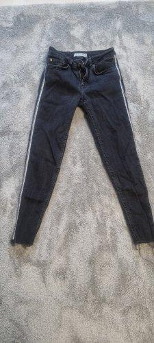 Denim & сo pantalón de cintura baja multicolor Algodón