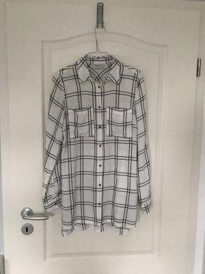 Gina Lumberjack Shirt white-black