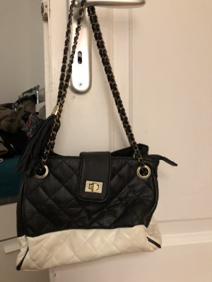 Accessorize Handbag black-white