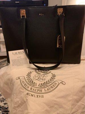 Schwarz/weiße Tasche RLL