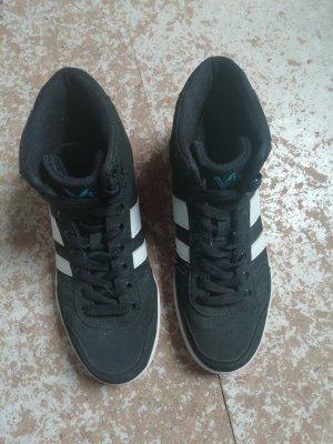 Schwarz-weiße VTy Schuhe in Größe 37