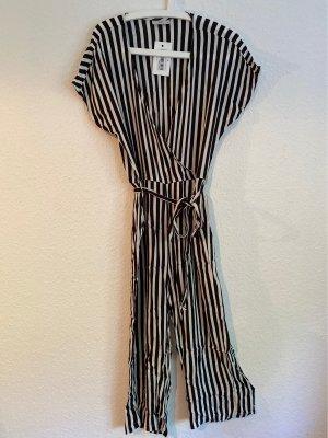 Minimum Jumpsuit black-white