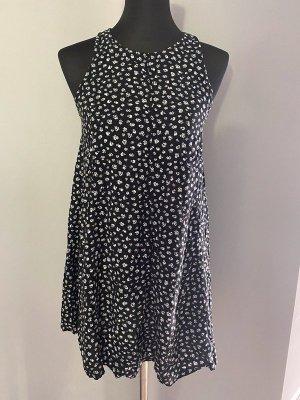 Schwarz/weißes Kleid von Abercrombie & Fitch, Gr.