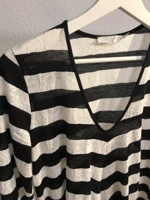 Schwarz-weißes Kleid von Anne Fontaine