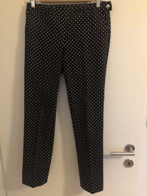 Lauren by Ralph Lauren 7/8-broek wit-zwart