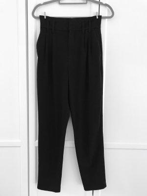 Schwarze 7/8 Hose von Zara