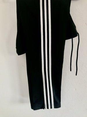 Adidas Originals Pantalon fuselé blanc-noir