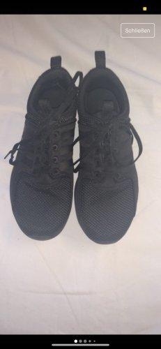 Adidas NEO Sznurowane trampki czarny