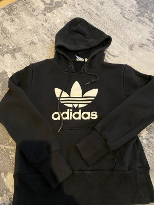 Schwarze Adidas Pulli/Sweatshirt/Kapuzenpulli
