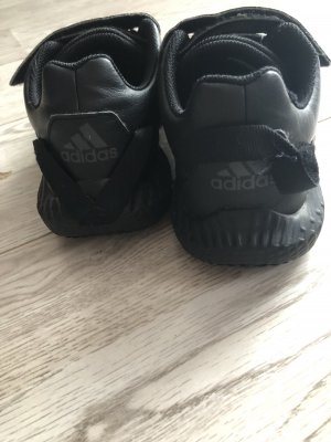 Adidas Basket hook-and-loop fastener noir