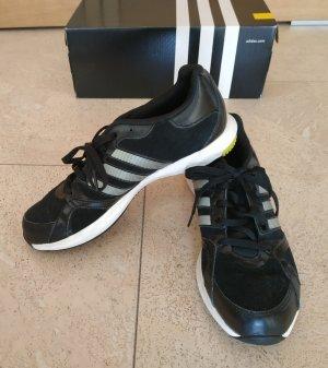 Schwarze Adidas Sneaker, Gr. 38
