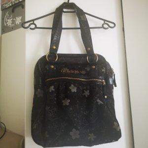 Schwarze Adidas Tasche Schultertasche