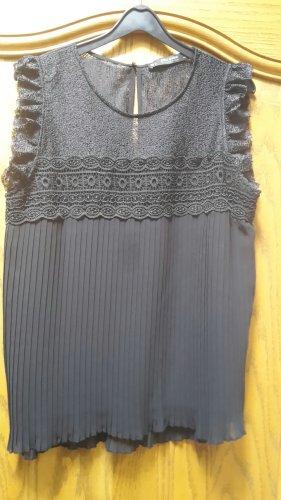 Schwarze ärmellose Bluse von ZARA! Ungetragen! Neuwertig!