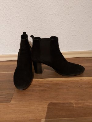 Paul Barritt Ankle Boots black leather