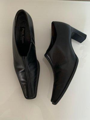 Schwarze Ankle Boots Business Schuhe von Paul Green