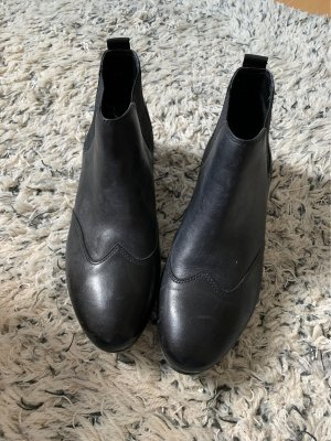 5th Avenue Botas de tobillo negro