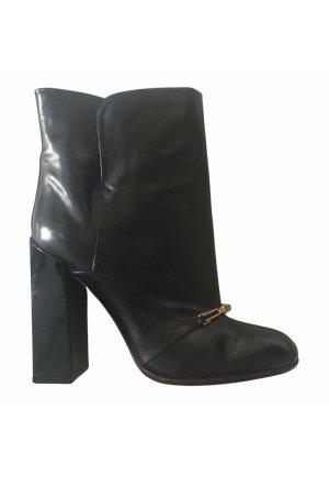 Celine Paris Booties black