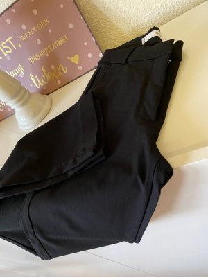 Mango 3/4 Length Trousers black