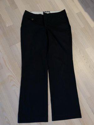 schwarze Anzugshose von Esprit, Gr. 38