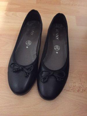 Jenny Mary Jane ballerina's zwart