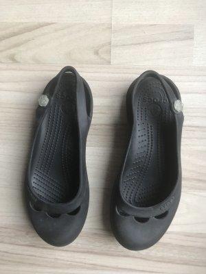 Crocs Slip-on Shoes black