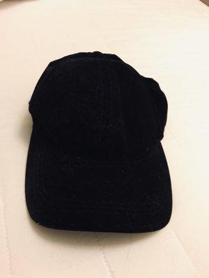 Schwarze Basecap