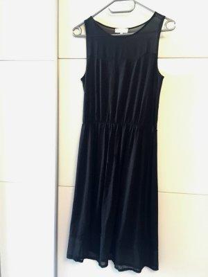 Schwarze basic Kleid von Zalando gr. 34