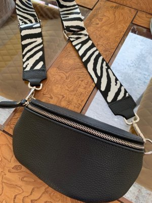 Börse in Pelle Crossbody bag multicolored