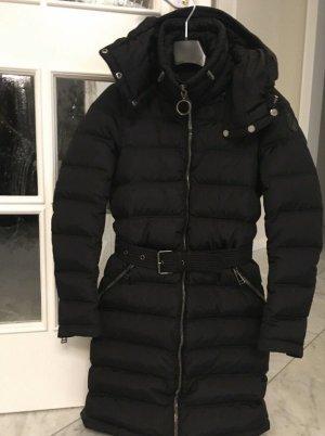 Belstaff Abrigo de plumón negro