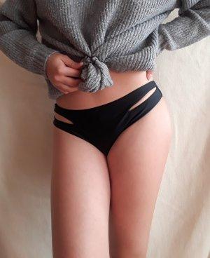 Zaful Bikini zwart