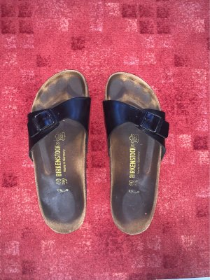 Birkenstock Beach Sandals black