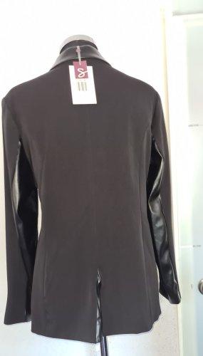 schwarze Blazer Gr. 56 von Sheego