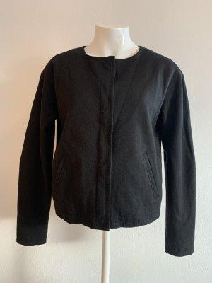 Schwarze Blazer Jacke von Marc O'Polo Gr. 38