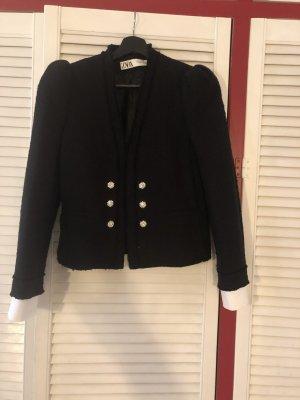 Schwarze Blazer von Zara