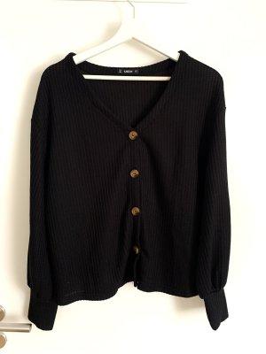 Sheinside Camicia blusa nero