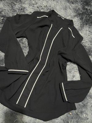 schwarze bluse gr 40