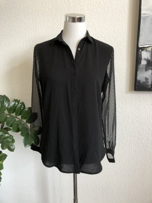 Schwarze Bluse Gr.M